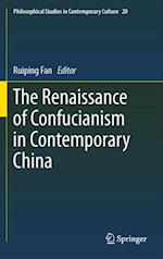 Renaissance of Confucianism in Contemporary China