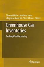 Greenhouse Gas Inventories af Thomas White, Matthias Jonas, Sten Nilsson
