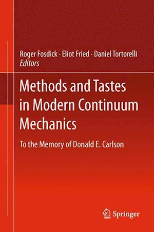 Methods and Tastes in Modern Continuum Mechanics