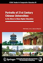 Portraits of 21st Century Chinese Universities af Qiang Zha, Jun Li, Ruth Hayhoe