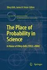 The Place of Probability in Science af Ellery Eells