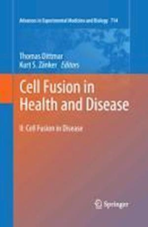 Cell Fusion in Health and Disease: II: Cell Fusion in Disease