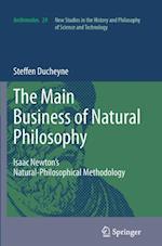 The Main Business of Natural Philosophy af Steffen Ducheyne