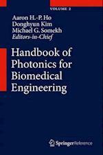 Handbook of Photonics for Biomedical Engineering