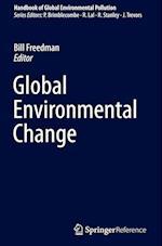 Global Environmental Change af Bill Freedman