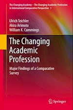 Changing Academic Profession af Ulrich Teichler
