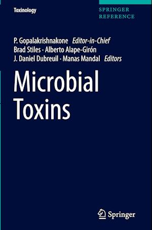 Bog, hardback Microbial Toxins af P. Gopalakrishnakone