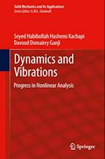 Dynamics and Vibrations af Davood Domairry Ganji