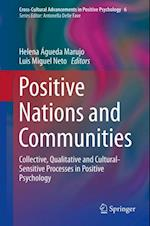 Positive Nations and Communities (Cross-cultural Advancements in Positive Psychology)