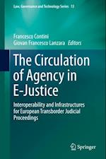 Circulation of Agency in E-Justice (Law, Governance and Technology Series)