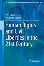 Human Rights and Civil Liberties in the 21st Century (Ius Gentium: Comparative Perspectives on Law and Justice)