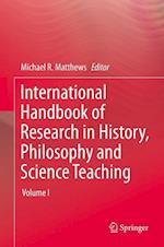 International Handbook of Research in History, Philosophy and Science Teaching af Michael Matthews
