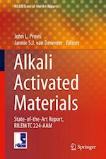 Alkali Activated Materials : State-of-the-Art Report, RILEM TC 224-AAM