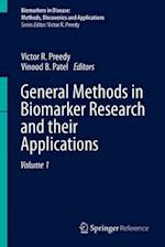 General Methods in Biomarker Research and their Applications (Biomarkers in Disease Methods Discoveries and Applications)