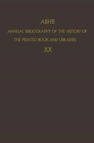 ABHB Annual Bibliography of the History of the Printed Book and Libraries