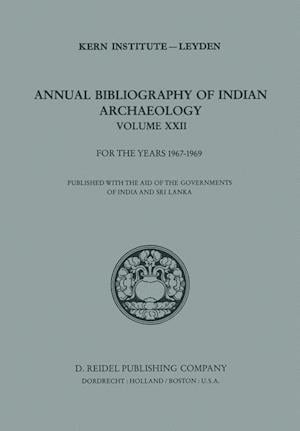 Annual Bibliography of Indian Archaeology
