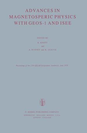 Advances in Magnetospheric Physics with GEOS-1 and ISEE