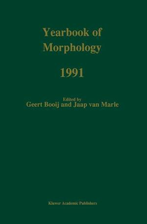 Yearbook of Morphology 1991