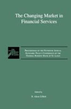The Changing Market in Financial Services