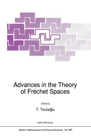 Advances in the Theory of Fréchet Spaces
