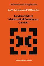 Fundamentals of Mathematical Evolutionary Genetics af Yuri M. Svirezhev, V. P. Passekov