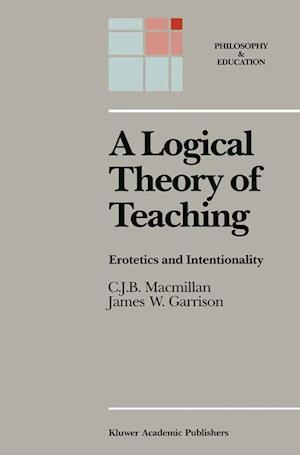 A Logical Theory of Teaching : Erotetics and Intentionality