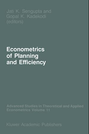 Econometrics of Planning and Efficiency