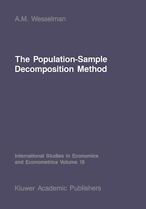 The Population-Sample Decomposition Method
