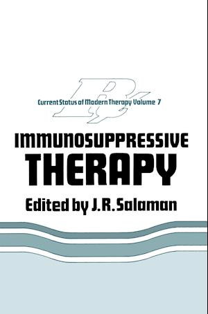 Immunosuppressive Therapy