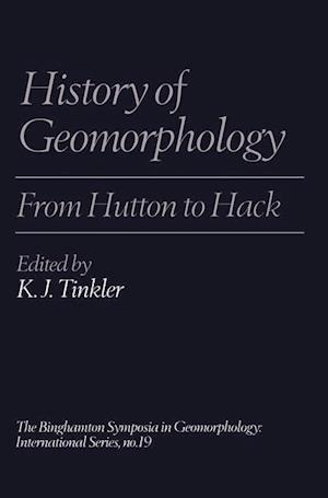 History of Geomorphology