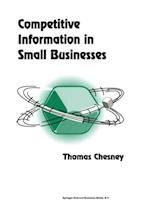 Competitive Information in Small Businesses af Thomas Chesney