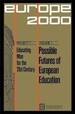 Possible Futures of European Education: Numerical and System S Forecasts af Stefan Jensen