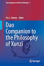 Dao Companion to the Philosophy of Xunzi (Dao Companions to Chinese Philosophy, nr. 7)