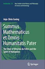 Summus Mathematicus et Omnis Humanitatis Pater (Archimedes, nr. 33)