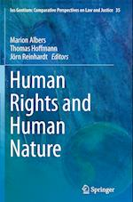 Human Rights and Human Nature (Ius Gentium: Comparative Perspectives on Law and Justice, nr. 35)