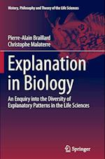 Explanation in Biology (History, Philosophy and Theory of the Life Sciences, nr. 11)
