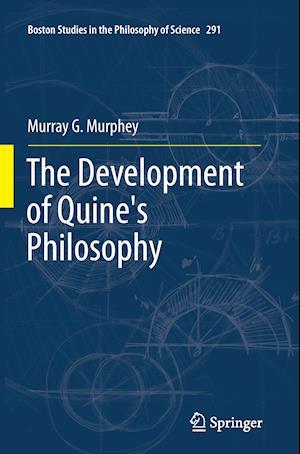 The Development of Quine's Philosophy