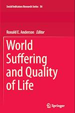 World Suffering and Quality of Life af Ronald E. Anderson