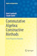 Commutative Algebra (Algebra And Applications, nr. 20)