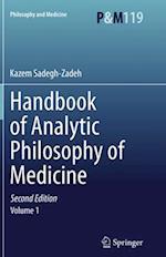 Handbook of Analytic Philosophy of Medicine (Philosophy and Medicine, nr. 119)