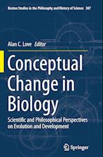 Conceptual Change in Biology (Boston Studies in the Philosophy and History of Science, nr. 307)