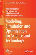 Modeling, Simulation and Optimization for Science and Technology af William Fitzgibbon