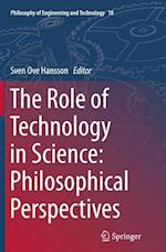 The Role of Technology in Science (Philosophy of Engineering and Technology, nr. 18)
