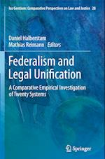 Federalism and Legal Unification (Ius Gentium: Comparative Perspectives on Law and Justice, nr. 28)