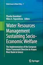 Water Resources Management Sustaining Socio-Economic Welfare (Global Issues in Water Policy, nr. 7)