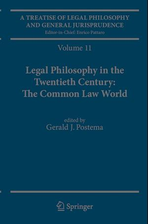 A Treatise of Legal Philosophy and General Jurisprudence : Volume 11: Legal Philosophy in the Twentieth Century: The Common Law World