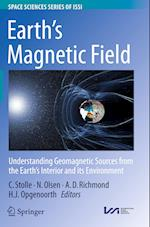 Earth's Magnetic Field (SPACE SCIENCES SERIES OF ISSI, nr. 60)