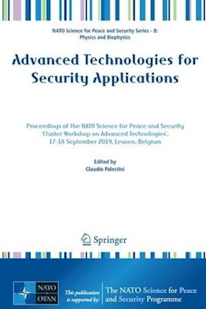 Advanced Technologies for Security Applications