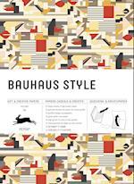 Bauhaus Style: Gift & Creative Paper Book af Pepin Van Roojen