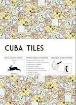 Cuba Tiles: Gift & Creative Paper Book